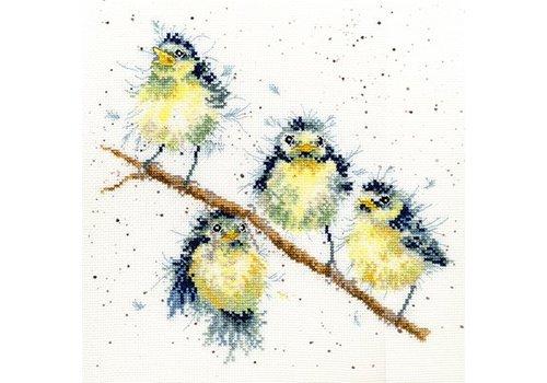 Bothy Threads Hannah Dale - Sweet Tweet - Bothy Threads
