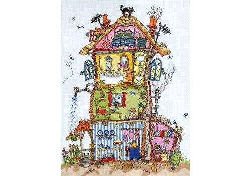 Bothy Threads Cut Thru' - Cottage - Bothy Threads