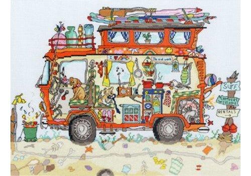 Bothy Threads Cut Thru' - Camper Van - Bothy Threads