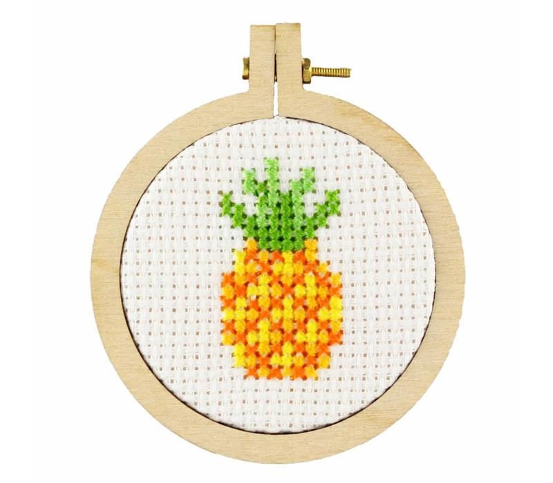 Ananas - mini hoop