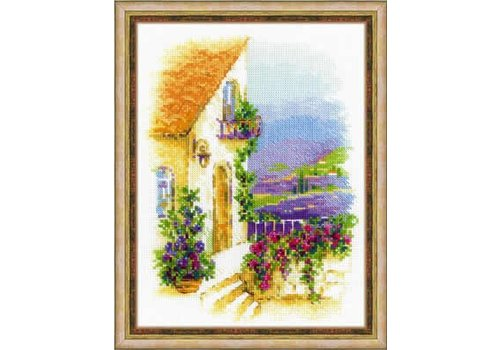 RIOLIS Borduurpakket Provence Street - RIOLIS