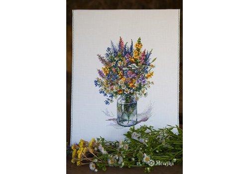 Merejka Borduurpakket The Thistle Bouquet