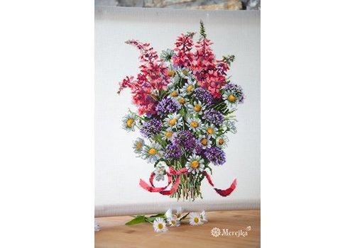 Merejka Borduurpakket The Field Bouquet