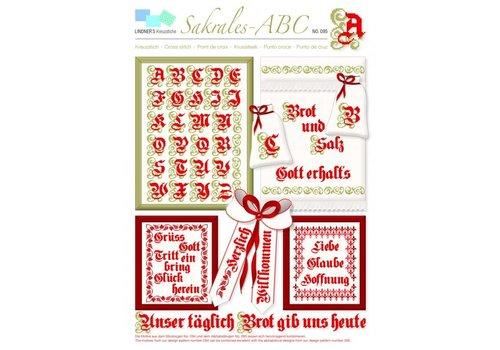Lindner Sacraal Alfabet