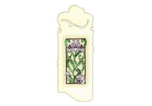 RIOLIS Boekenlegger Blooming Iris