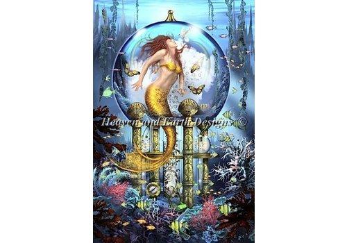 Heaven and Earth Designs  Ciro Marchetti: Mermaid