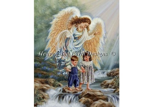 Heaven and Earth Designs  Dona Gelsing: Watching over us