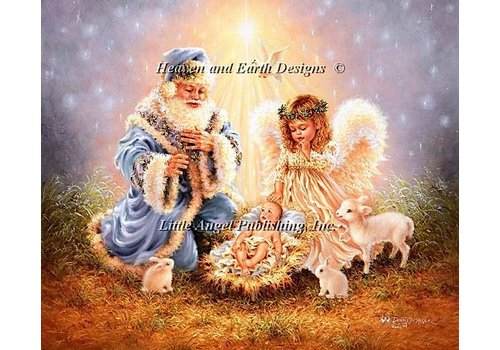 Heaven and Earth Designs  Dona Gelsinger: Christmas Miracle