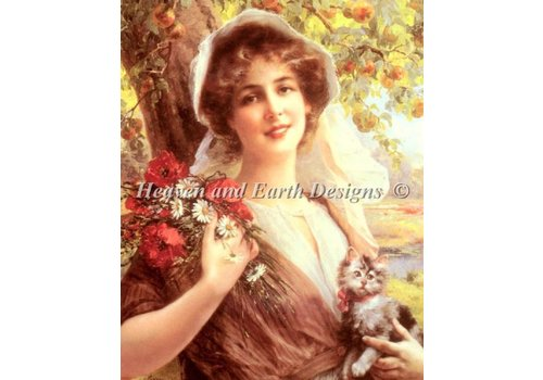 Heaven and Earth Designs  Emile Vernon: Country summer