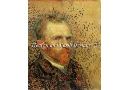 Heaven and Earth Designs  Vincent van Gogh: Self Portrait