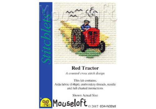 Mouseloft Red Tracktor