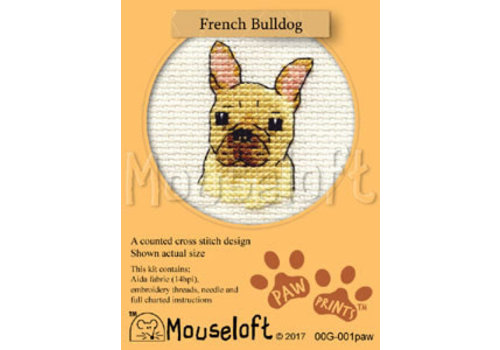 Mouseloft French Buldog