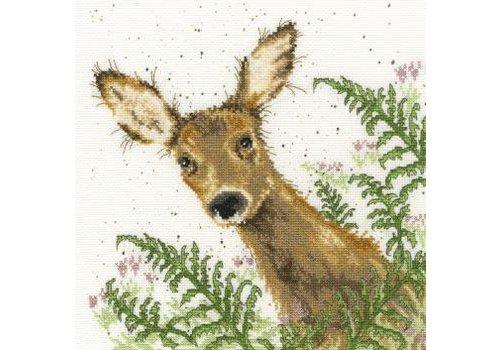 Bothy Threads Hannah Dale - Doe a Deer