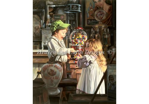 Heaven and Earth Designs  Bob Byerley: Mini Jackpot