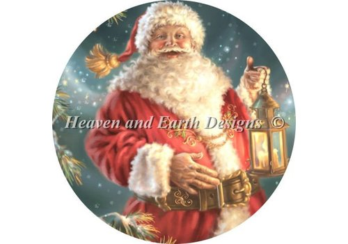 Heaven and Earth Designs  Dona Gelsinger: Ornament - Enchanted Christmas