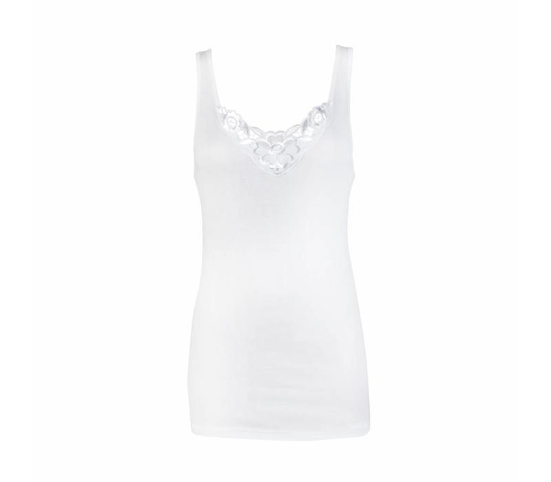 Beeren Dames hemd Viola Wit