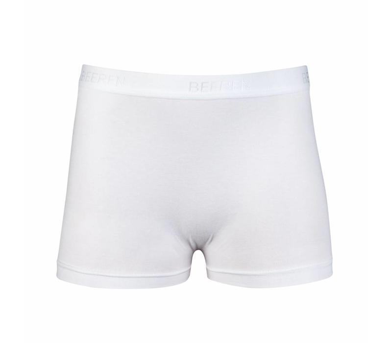 Beeren Ondergoed Meisjes Boxers Comfort Feeling Wit