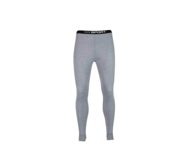 Beeren Ondergoed Unisex  Pantalon Thermo Grijs