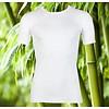 Maxx Owen Bamboe heren T-shirt K.M. Wit