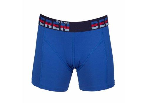 Beeren Ondergoed Beeren Ondergoed Heren boxershort elegance blauw