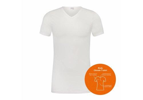 Beeren Ondergoed Beeren Ondergoed Body Climate V-hals T-shirts  - Bundel van 12