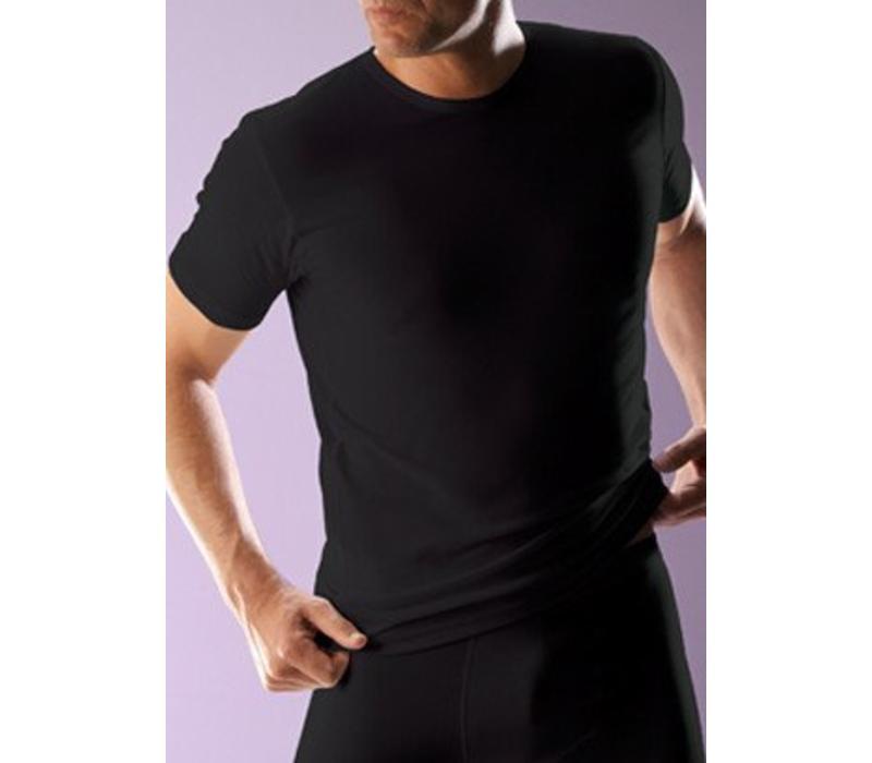 RJ Bodywear V-Neck T-Shirt Zwart