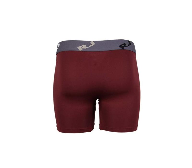 RJ Bodywear Pure Color Heren Boxershort Port