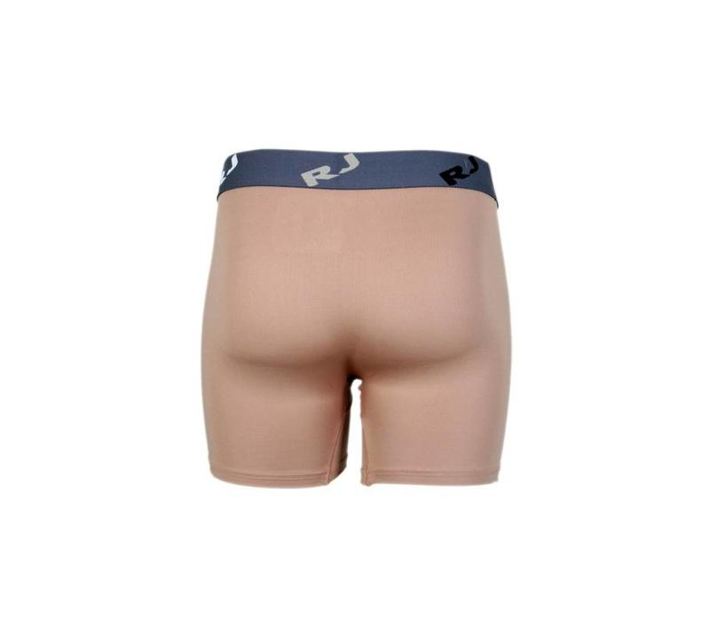 RJ Bodywear Pure Color Heren Boxershort Zand
