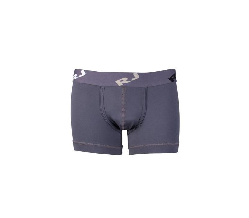 RJ Bodywear Pure Color Heren Trunk Grijs