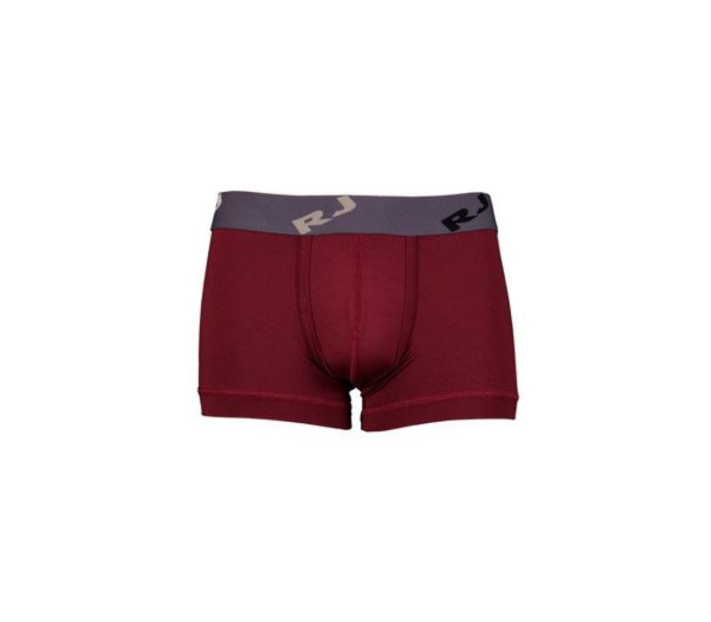 RJ Bodywear Pure Color Heren Trunk Port