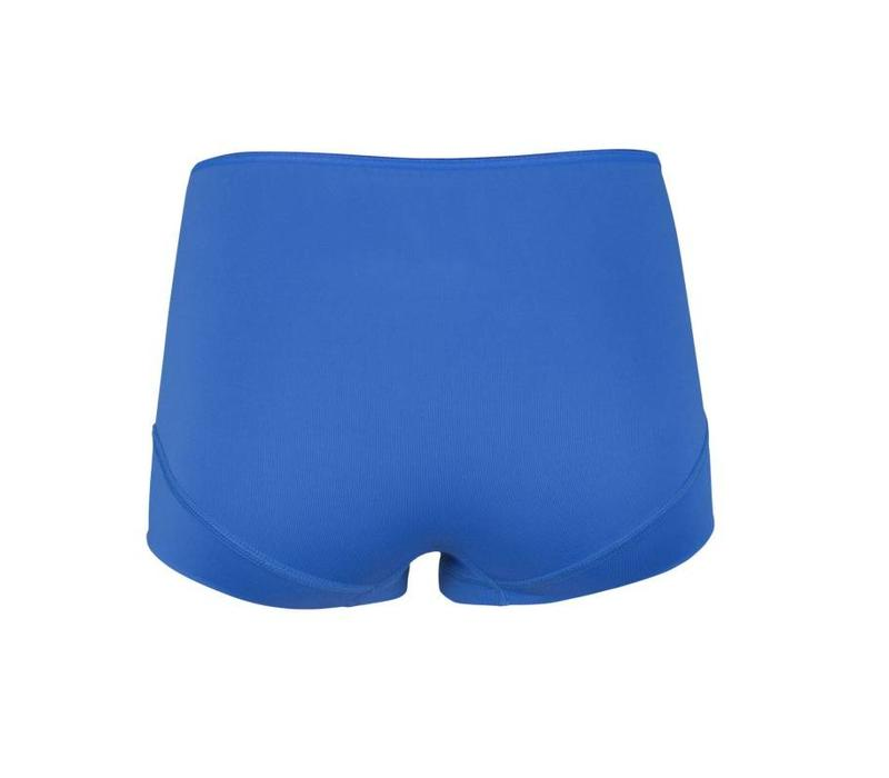 RJ Bodywear Dames Short Pure Color Donker Blauw