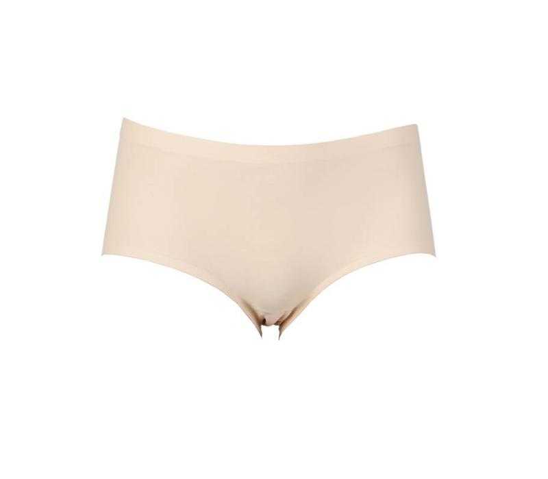 RJ Bodywear Pure Color Invisible Dames Hipster huid