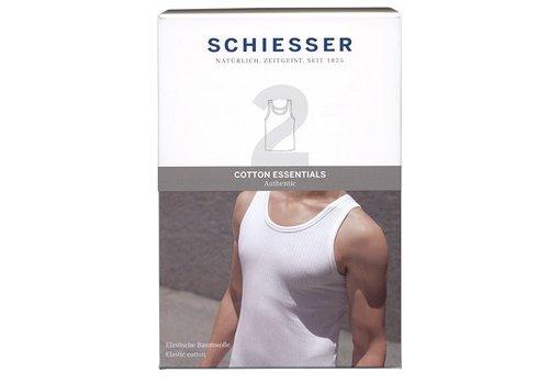 Schiesser Schiesser Singlet essential 2-pack