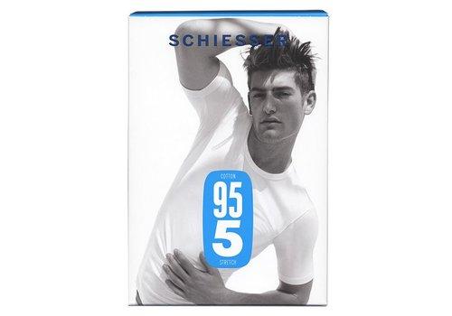 Schiesser SchiesserT-shirt R-hals 95/5