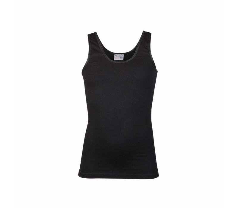 Beeren Meisjes  hemd Comfort Feeling Zwart  Bundel van 3