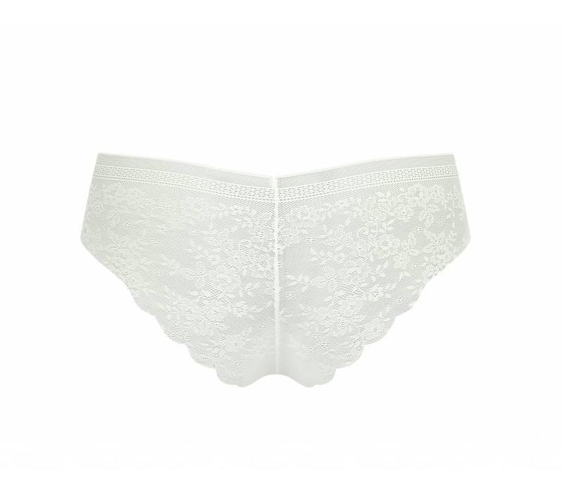 Sloggi  Dames Zero lace short Wit