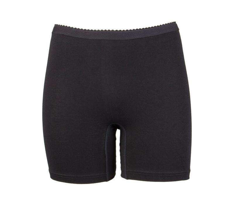 Beeren Ondergoed Dames Boxer Softly  Zwart Bundel van 10