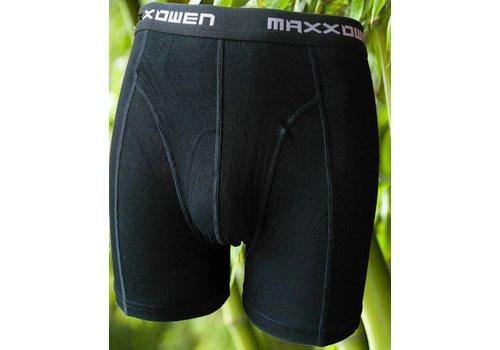 Maxx Owen Maxx Owen Bamboe heren Boxershort  Zwart 3 pack