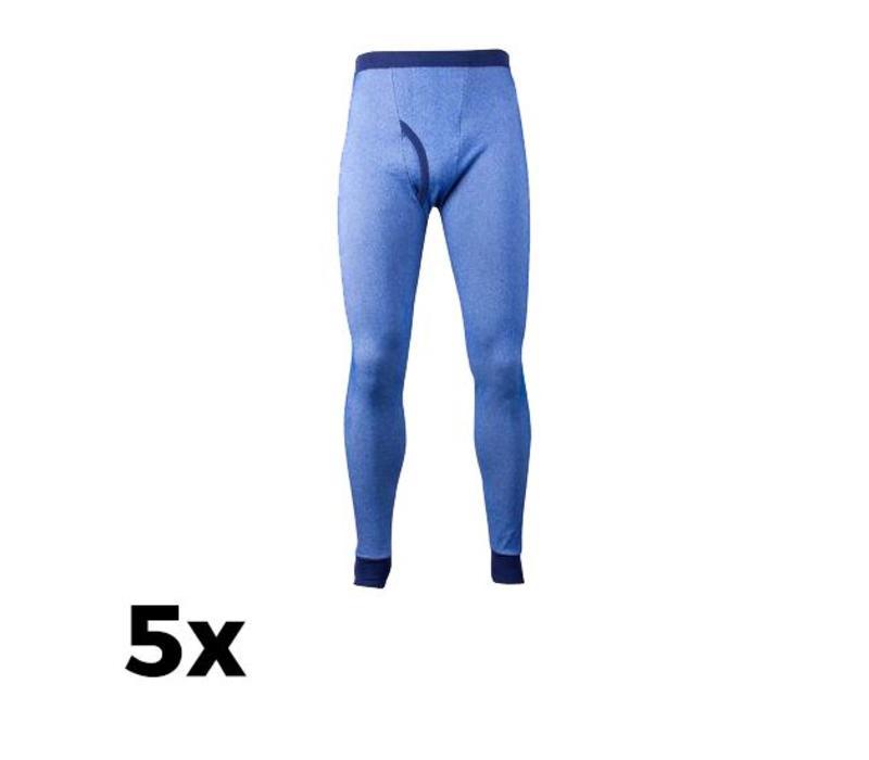 Beeren Ondergoed Heren lange Pantalon M2000 Bundel van 5