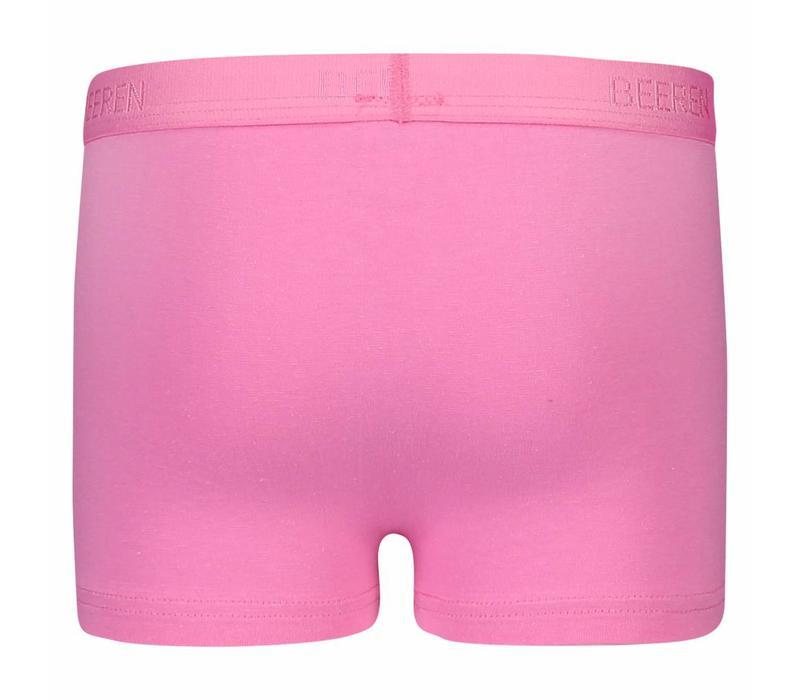 Beeren Ondergoed meisjes boxershort comfort feeling roze