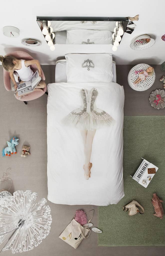 Dekbedovertrek Ballerina 1 Persoons