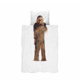 Snurk beddengoed Dekbedovertrek Chewbacca 1 Persoons
