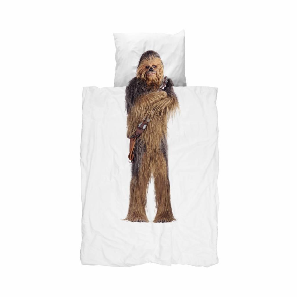 Dekbedovertrek Chewbacca 1 Persoons