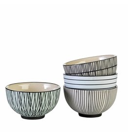 Pols Potten Bowls Pastel Afresh Set of 4