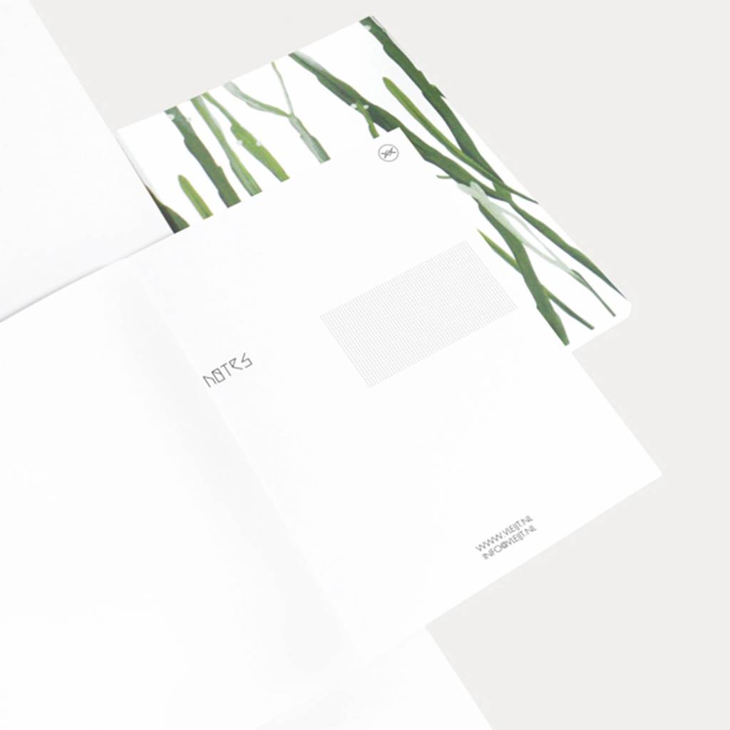 Flora Notebook Rhipsalis
