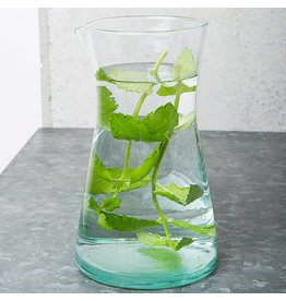 UNC Handgefertigte Glaskaraffe