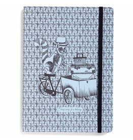 WowGoods Notebook moving animals Lemur