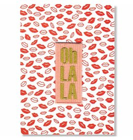 WowGoods Greeting Card Patch Oh La La