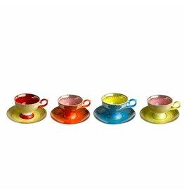 Pols Potten Espresso Cups Grandma Set of 4