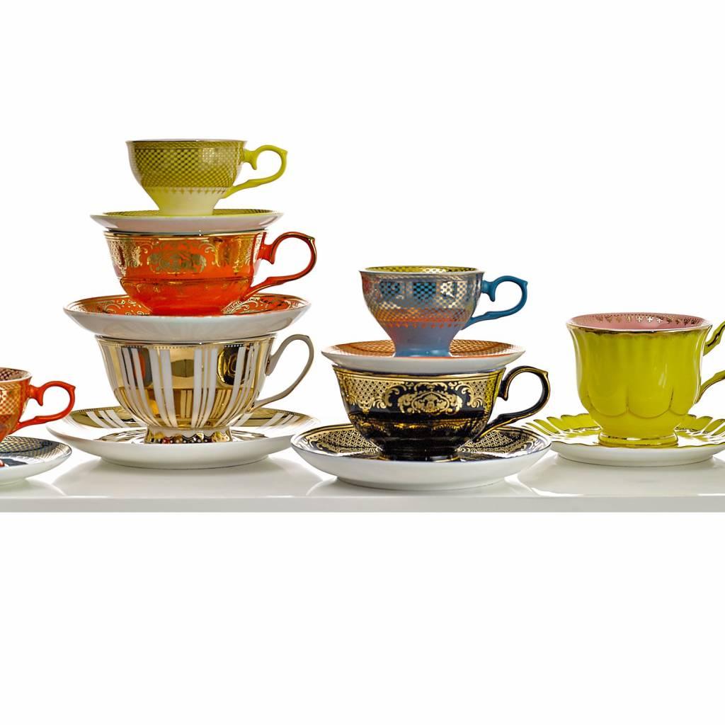 Espresso Kopjes Grandma Set/4